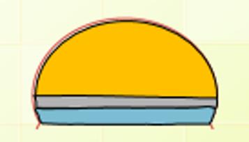 表面张力三明治效应
