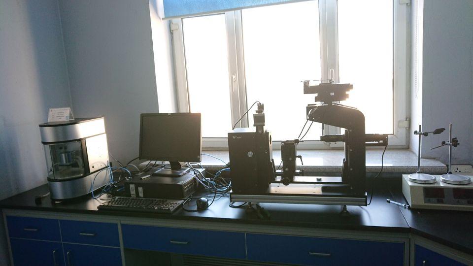 吉林油田接触角测量仪 表面张力仪
