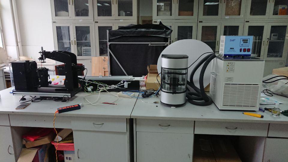 接触角测量仪及表面张力仪