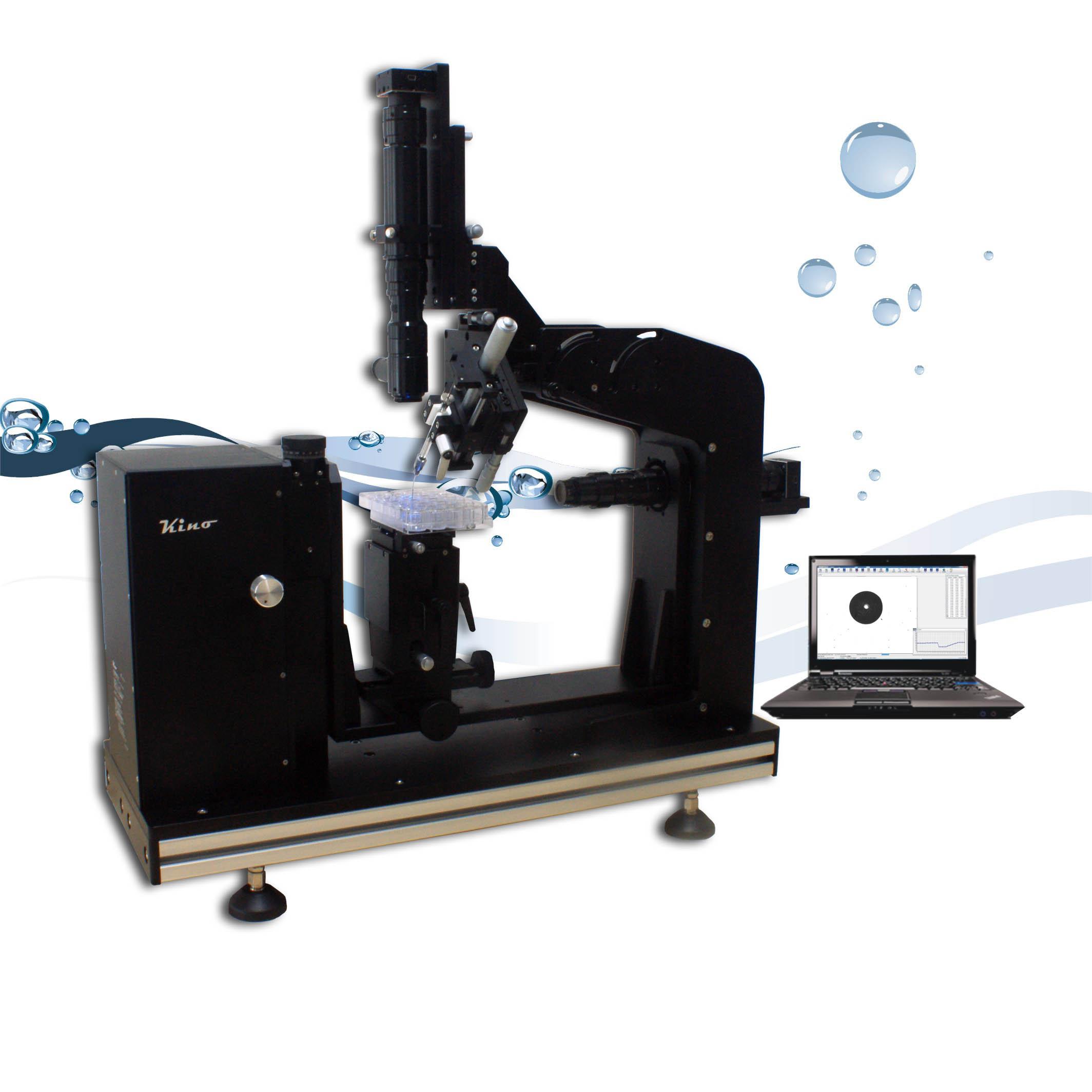 顶视法接触角测量仪