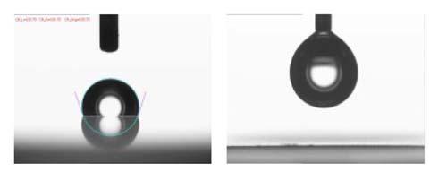 接触角仪以及接触角测定仪