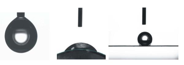接触角仪及接触角测定仪