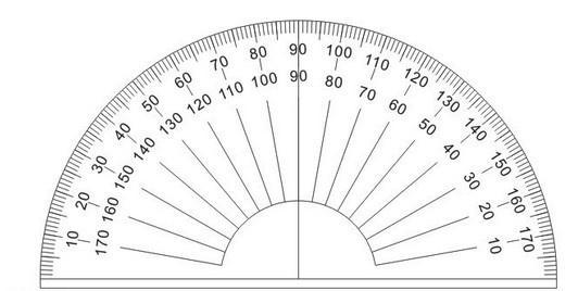 数字量角器